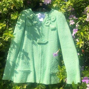 Gorgeous Chanel tweed jacket